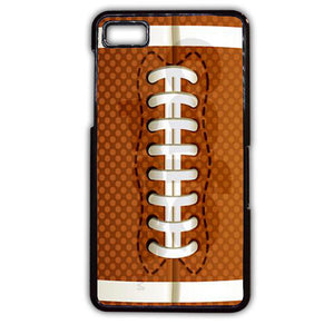 American Footbal Phonecase Cover Case For Blackberry Q10 Blackberry Z10