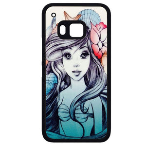 Ariel FanartPhonecase Cover Case For HTC One M7 HTC One M8 HTC One M9 HTC ONe X
