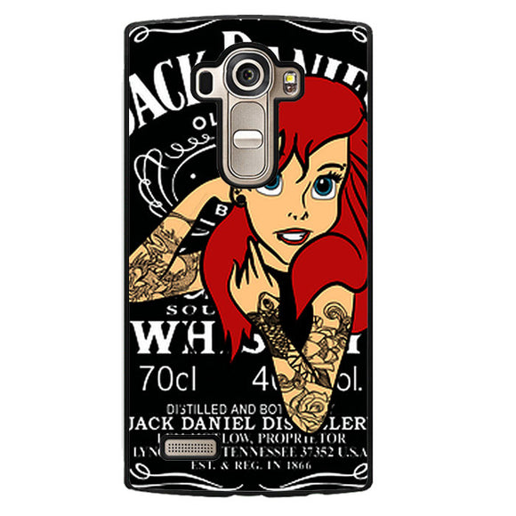 Ariel Jack Daniels Punk Phonecase Cover Case For LG G3 LG G4