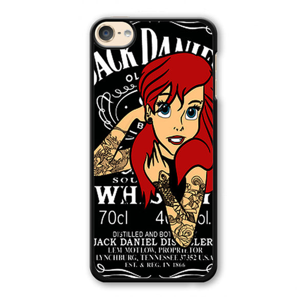 Ariel Jack Daniels Punk Phonecase Cover Case For Apple Ipod 4 Ipod 5 Ipod 6