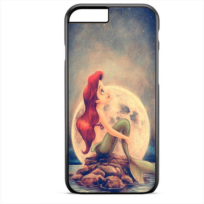 Ariel Under The Night Sky Phonecase For Iphone 4/4S Iphone 5/5S Iphone 5C Iphone 6 Iphone 6S Iphone 6 Plus Iphone 6S Plus