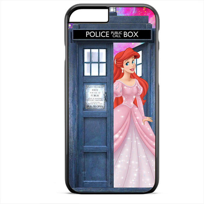 Ariel Who Tardis Phonecase For Iphone 4/4S Iphone 5/5S Iphone 5C Iphone 6 Iphone 6S Iphone 6 Plus Iphone 6S Plus