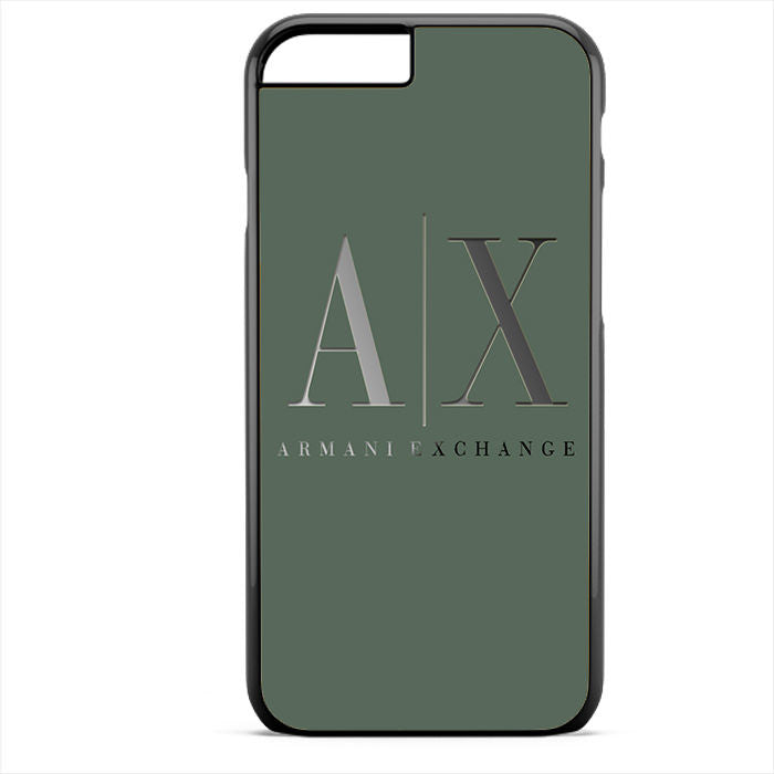 Armani Exchange Phonecase For Iphone 4/4S Iphone 5/5S Iphone 5C Iphone 6 Iphone 6S Iphone 6 Plus Iphone 6S Plus
