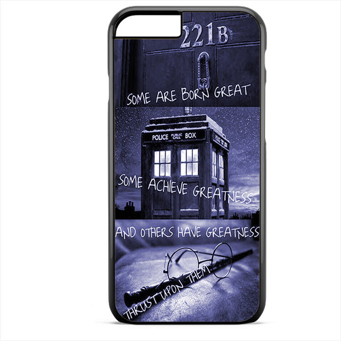 Avatar Superwholock Phonecase For Iphone 4/4S Iphone 5/5S Iphone 5C Iphone 6 Iphone 6S Iphone 6 Plus Iphone 6S Plus