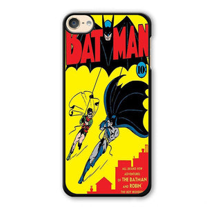 Batman No.1 Movie Phonecase Cover Case For Apple Ipod 4 Ipod 5 Ipod 6
