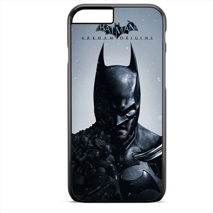 Batman Arkham 2 Phonecase For Iphone 4/4S Iphone 5/5S Iphone 5C Iphone 6 Iphone 6S Iphone 6 Plus Iphone 6S Plus