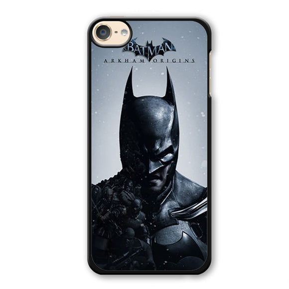 Batman Arkham 2 Phonecase Cover Case For Apple Ipod 4 Ipod 5 Ipod 6