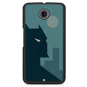 Batman Toon Phonecase Cover Case For Google Nexus 4 Nexus 5 Nexus 6