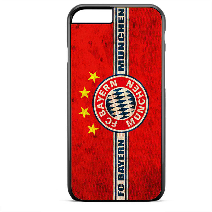 Bayern Munchen Phonecase For Iphone 4/4S Iphone 5/5S Iphone 5C Iphone 6 Iphone 6S Iphone 6 Plus Iphone 6S Plus