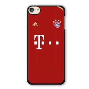 Bayern Munchen Jersey 1 Phonecase Cover Case For Apple Ipod 4 Ipod 5 Ipod 6