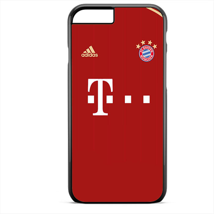Bayern Munchen Jersey 1 Phonecase For Iphone 4/4S Iphone 5/5S Iphone 5C Iphone 6 Iphone 6S Iphone 6 Plus Iphone 6S Plus