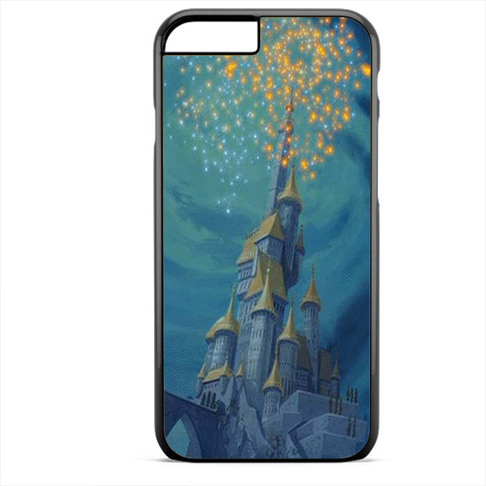 Beauty And The Beast Castle Phonecase For Iphone 4/4S Iphone 5/5S Iphone 5C Iphone 6 Iphone 6S Iphone 6 Plus Iphone 6S Plus