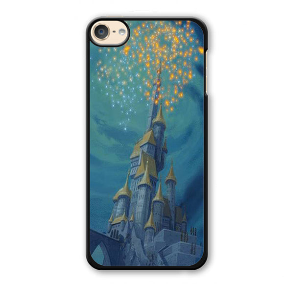 Beauty And The Beast Castle Phonecase Cover Case For Apple Ipod 4 Ipod 5 Ipod 6