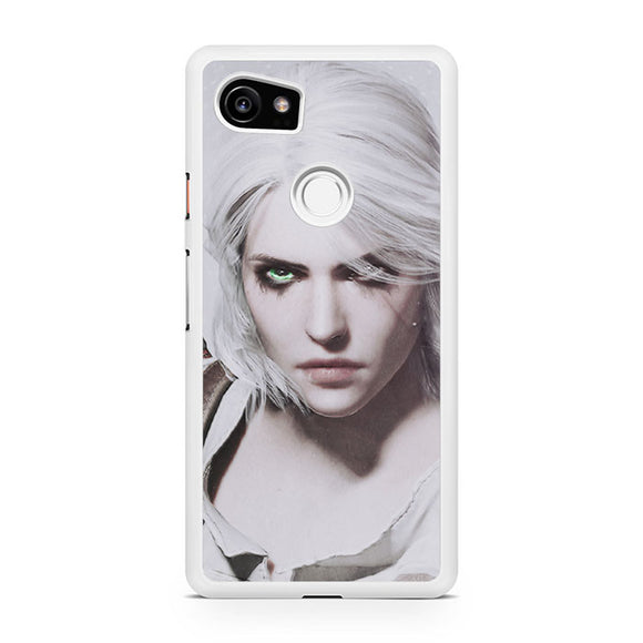 ciri the witcher, Custom Phone Case, Google Pixel 2 XL Case, Pixel 2 XL Case, Tatumcase
