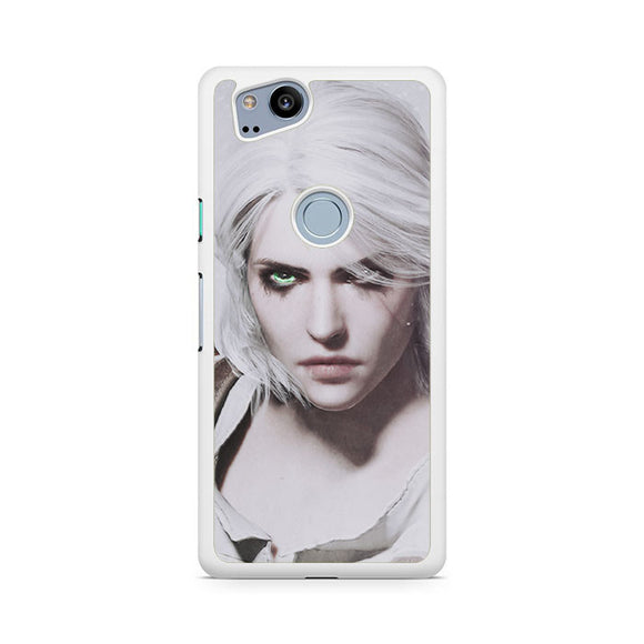 ciri the witcher, Custom Phone Case, Google Pixel 2 Case, Pixel 2 Case