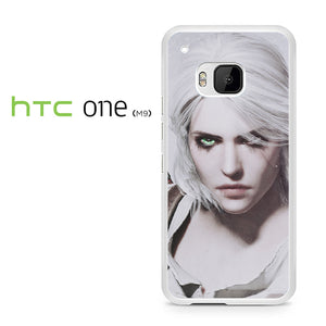 ciri the witcher - HTC ONE M9 Case - Tatumcase