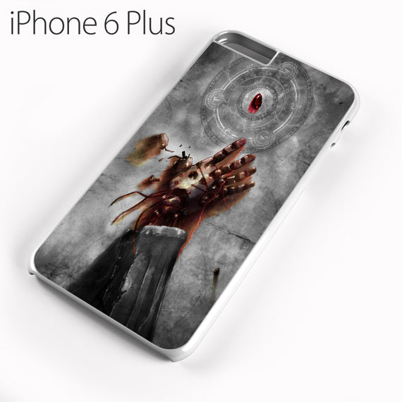 fullmetal alchemist philosopher's stone - iPhone 6 Plus Case - Tatumcase