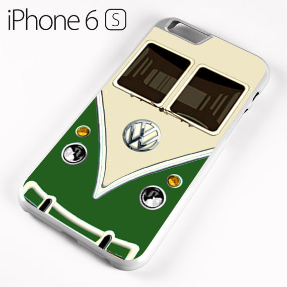 green vw retro bus - iPhone 6 Case - Tatumcase
