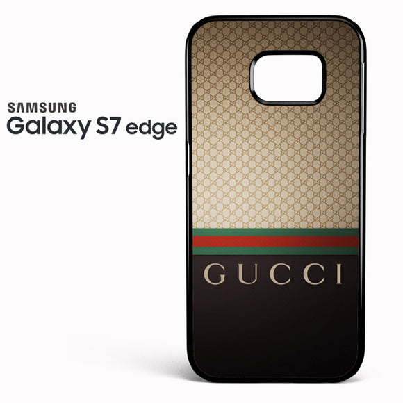 gucci pattern - Samsung Galaxy S7 Edge Case - Tatumcase