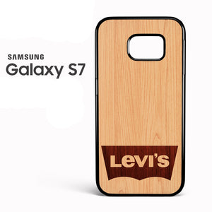 levis wood - Samsung Galaxy S7 - Tatumcase