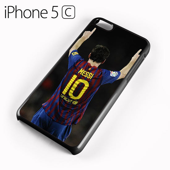 lionel messi 10 - iPhone 5C Case - Tatumcase