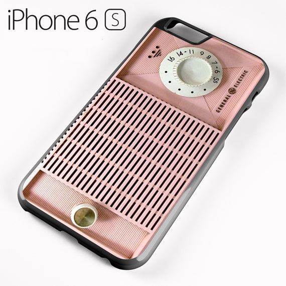 old pink radio - iPhone 6 Case - Tatumcase