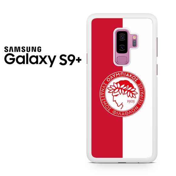 olympiakos fc - Samsung Galaxy S9 Plus Case - Tatumcase