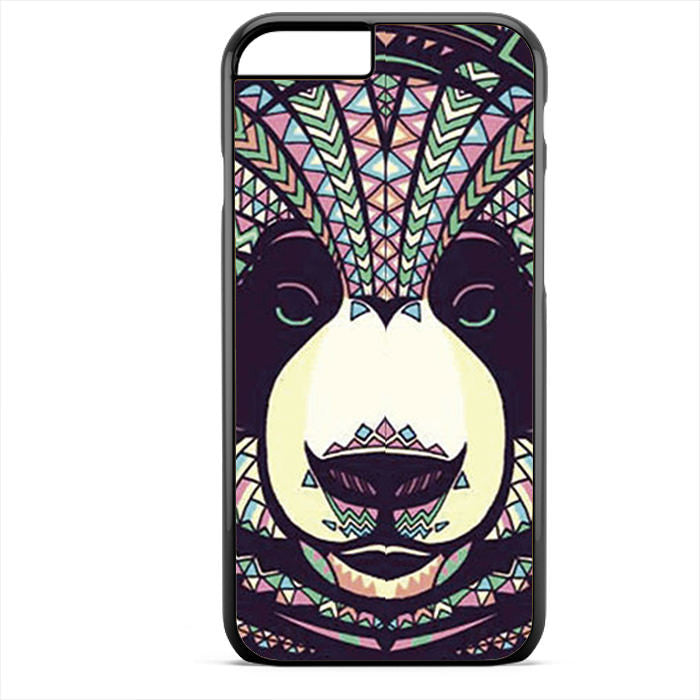 Panda Aztec Phonecase For Iphone 4/4S Iphone 5/5S Iphone 5C Iphone 6 Iphone 6S Iphone 6 Plus Iphone 6S Plus