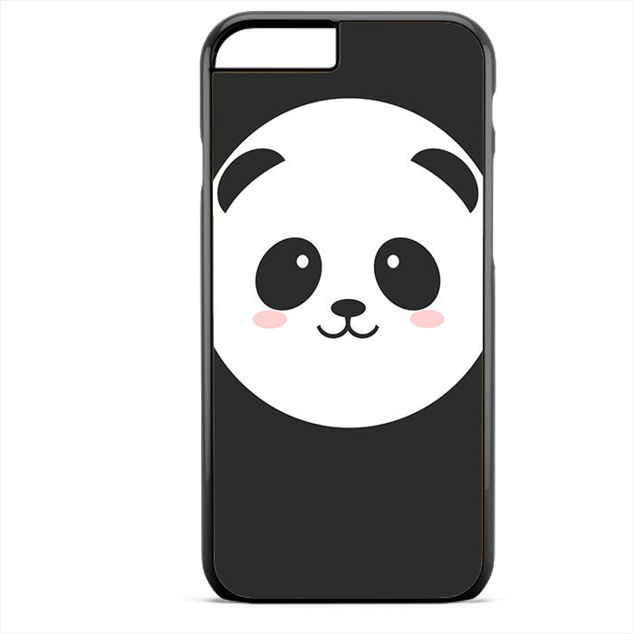 Panda Face Phonecase For Iphone 4/4S Iphone 5/5S Iphone 5C Iphone 6 Iphone 6S Iphone 6 Plus Iphone 6S Plus