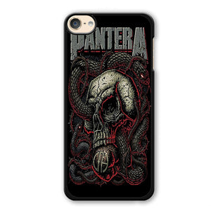 Pantera Snake Eye Phonecase Cover Case For Apple Ipod 4 Ipod 5 Ipod 6