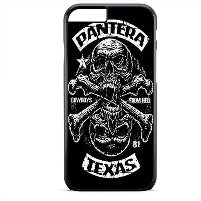 Pantera Texas Phonecase For Iphone 4/4S Iphone 5/5S Iphone 5C Iphone 6 Iphone 6S Iphone 6 Plus Iphone 6S Plus
