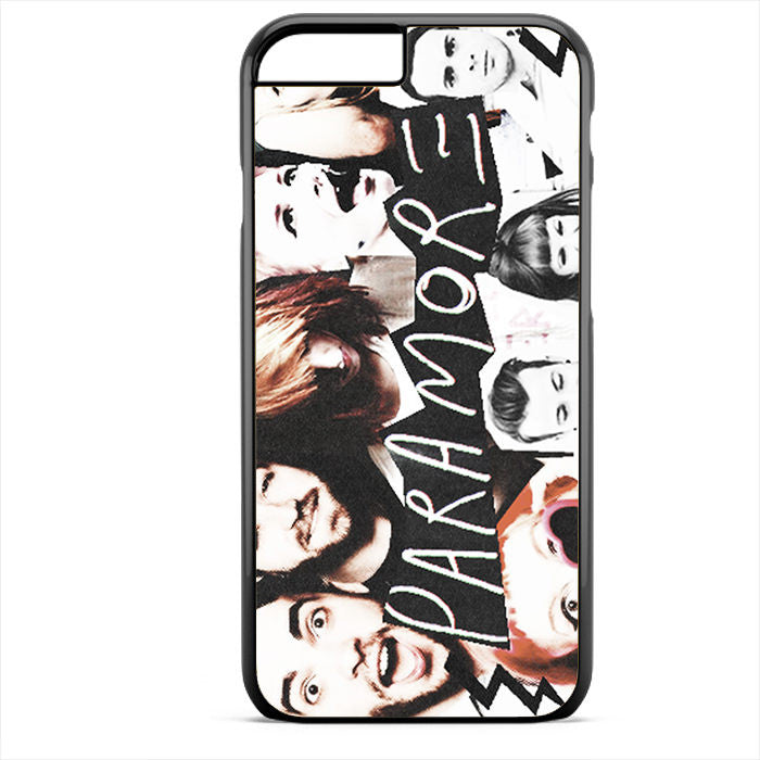 Paramore Band Phonecase For Iphone 4/4S Iphone 5/5S Iphone 5C Iphone 6 Iphone 6S Iphone 6 Plus Iphone 6S Plus