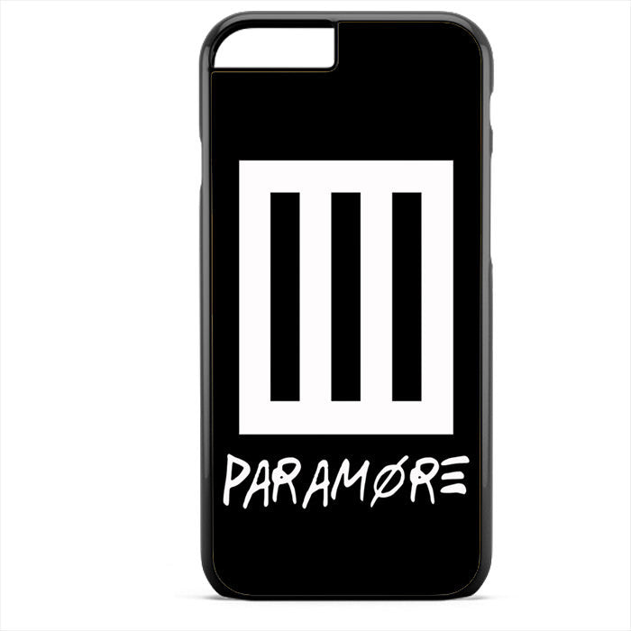 Paramore Band Logo Phonecase For Iphone 4/4S Iphone 5/5S Iphone 5C Iphone 6 Iphone 6S Iphone 6 Plus Iphone 6S Plus