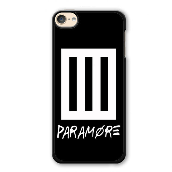 Paramore Band Logo Phonecase Cover Case For Apple Ipod 4 Ipod 5 Ipod 6