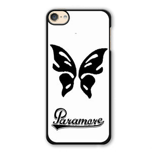 Paramore Logo Band Phonecase Cover Case For Apple Ipod 4 Ipod 5 Ipod 6