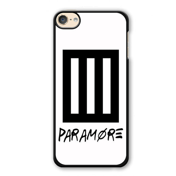 Paramore Logo Phonecase Cover Case For Apple Ipod 4 Ipod 5 Ipod 6