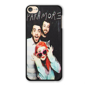Paramore Music Band Phonecase Cover Case For Apple Ipod 4 Ipod 5 Ipod 6