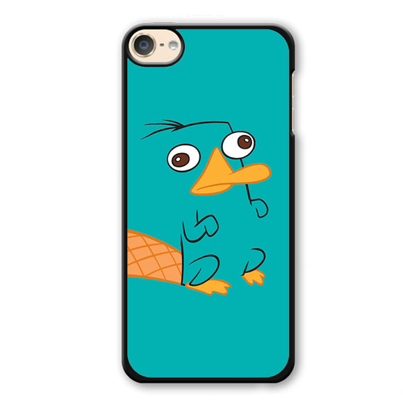 Perry The Platypus Phonecase Cover Case For Apple Ipod 4 Ipod 5 Ipod 6