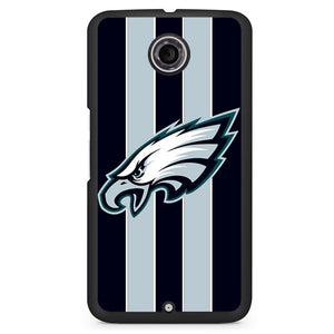 Philadelphia Eagles Phonecase Cover Case For Google Nexus 4 Nexus 5 Nexus 6