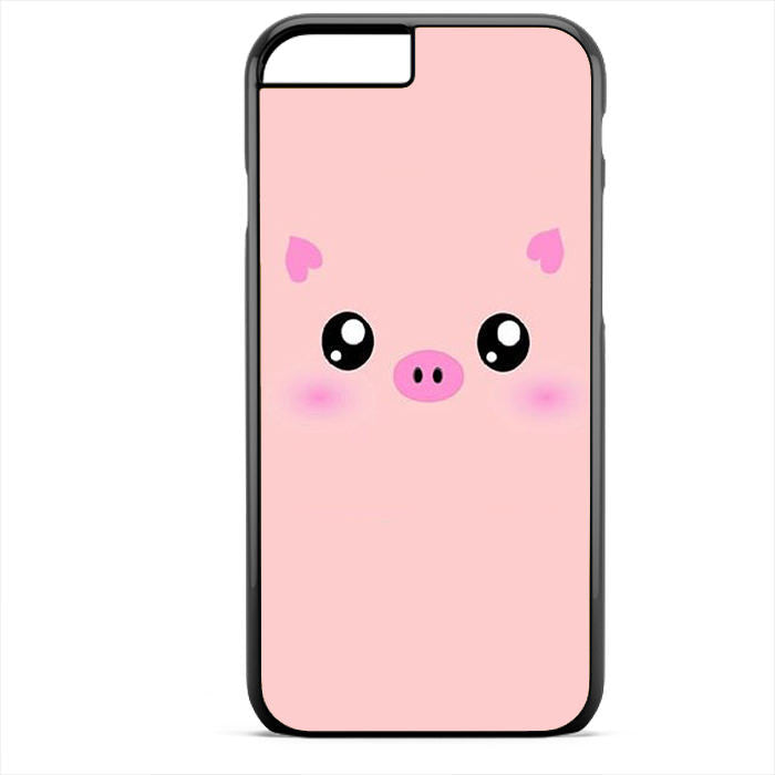 Pig Face Phonecase For Iphone 4/4S Iphone 5/5S Iphone 5C Iphone 6 Iphone 6S Iphone 6 Plus Iphone 6S Plus