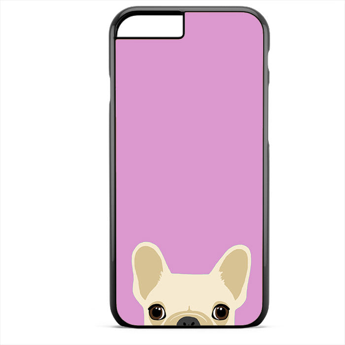 Pink French Bulldog Phonecase For Iphone 4/4S Iphone 5/5S Iphone 5C Iphone 6 Iphone 6S Iphone 6 Plus Iphone 6S Plus