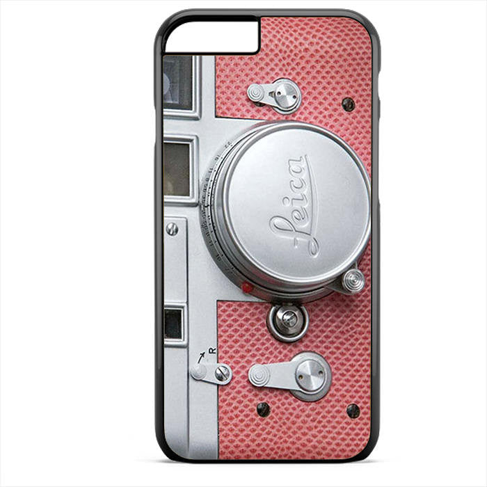 Pink Leica Camera Phonecase For Iphone 4/4S Iphone 5/5S Iphone 5C Iphone 6 Iphone 6S Iphone 6 Plus Iphone 6S Plus