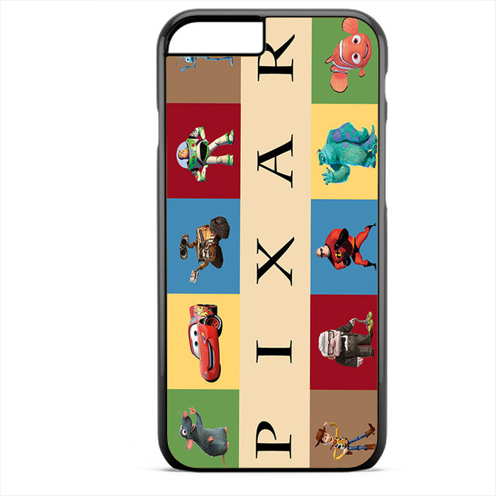 Pixar Movies Phonecase For Iphone 4/4S Iphone 5/5S Iphone 5C Iphone 6 Iphone 6S Iphone 6 Plus Iphone 6S Plus