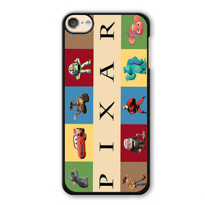 Pixar Movies Phonecase Cover Case For Apple Ipod 4 Ipod 5 Ipod 6