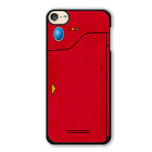 Pokedex Phonecase Cover Case For Apple Ipod 4 Ipod 5 Ipod 6