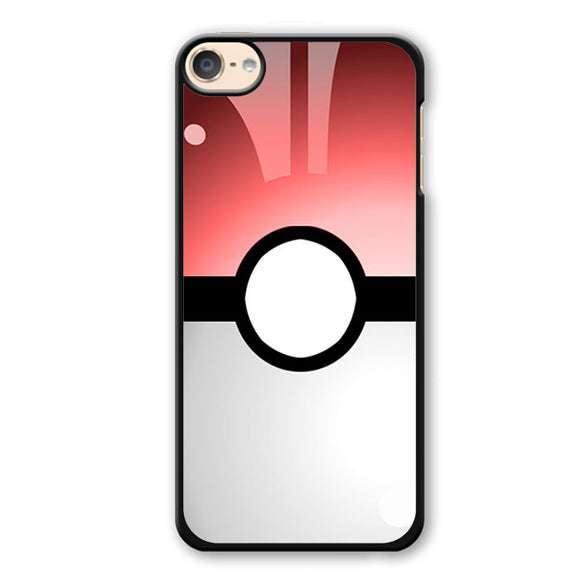 Pokemon Ball 2 Phonecase Cover Case For Apple Ipod 4 Ipod 5 Ipod 6