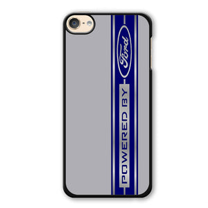 Powered By Ford 3 Phonecase Cover Case For Apple Ipod 4 Ipod 5 Ipod 6