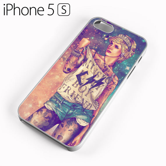 princess diana punk - iPhone 5 Case - Tatumcase