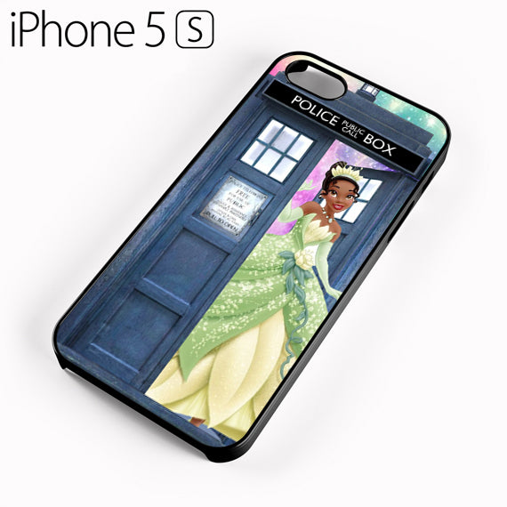princess frog tardis - iPhone 5 Case - Tatumcase