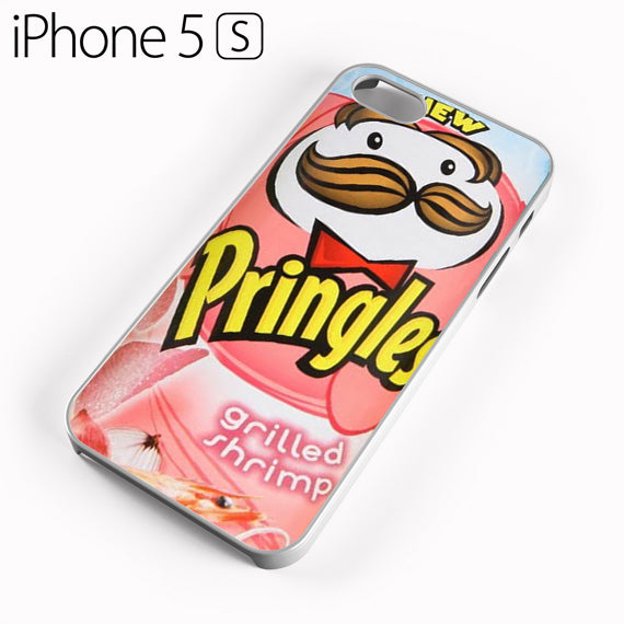 pringles grilled shrimp - iPhone 5 Case - Tatumcase